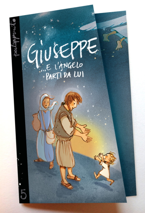 Giuseppe ...e l'angelo partì da lui (Centro Francescano Culturale Artistico Rosetum)
