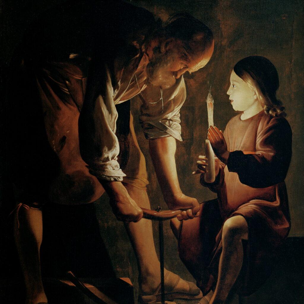 San Giuseppe falegname