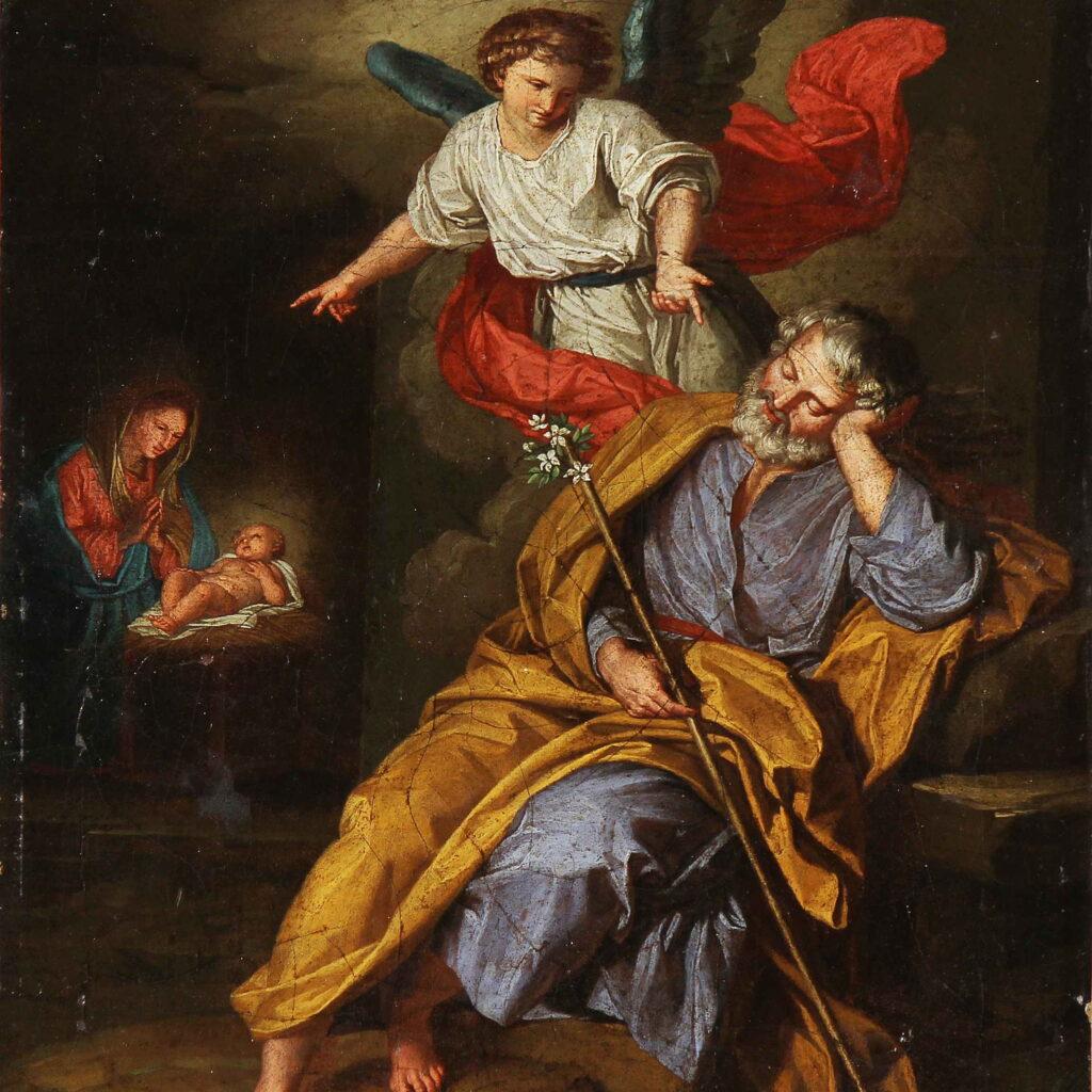 Sogno di san Giuseppe