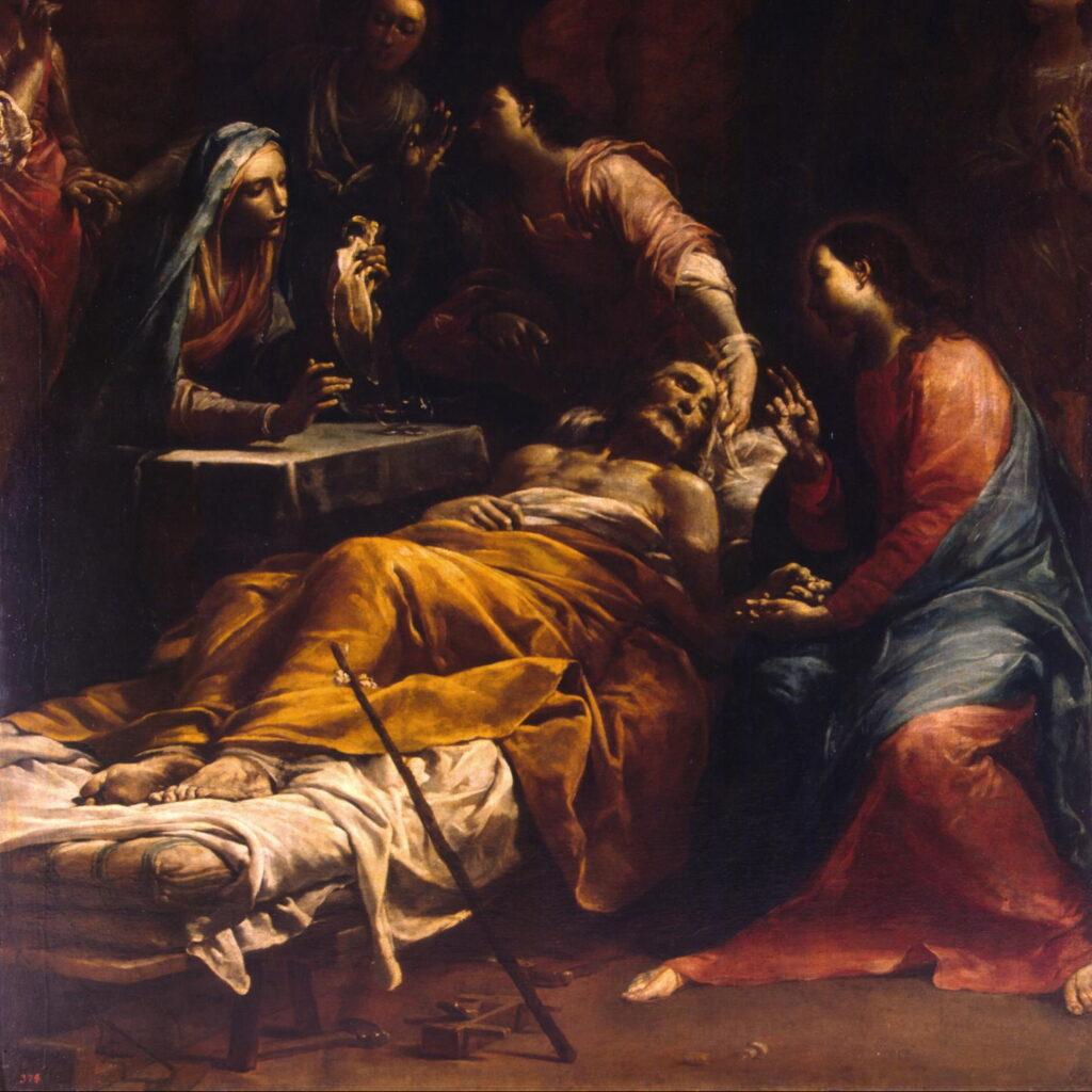 La morte di San Giuseppe