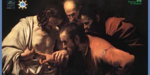 Destatosi dal sonno, Giuseppe fece come gli aveva ordinato l'Angelo del Signore
