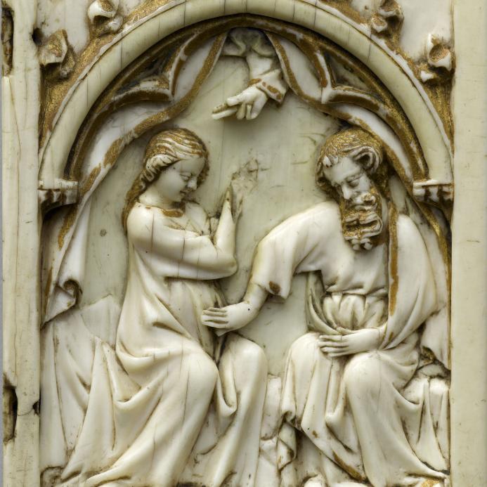 Giuseppe di fronte alla gravidanza di Maria o Il dubbio di San Giuseppe
